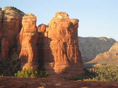 Coffee Pot Rock - Sedona, AZ