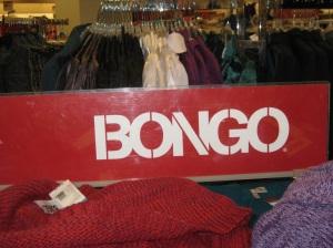 Bongo Sign