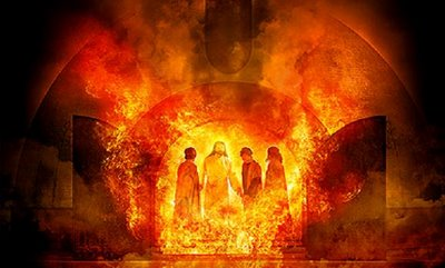 Image result for Shadrach, Meshach, and Abednego