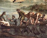 200px-V&A_-_Raphael,_The_Miraculous_Draught_of_Fishes_(1515)