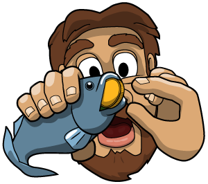 Peter finds a coin in a fish's mouth