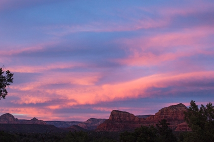 Sunset from Bell Rock